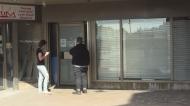 London police raid illegal marijuana dispensary