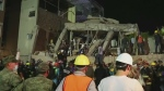 Frantic rescues after Mexico quake