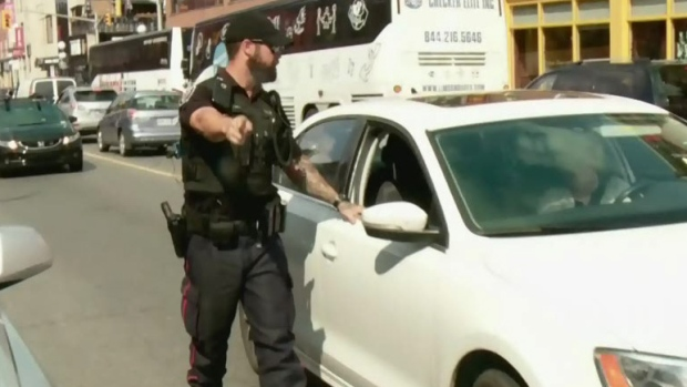 Stiffer fines for distracted driving