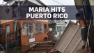 Maria leaves Puerto Rico in the dark