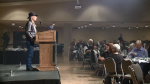 Recovering addicts connect at Regina luncheon