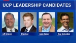 United Conservative Party leadership candidates