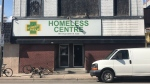 Street Help Homeless Centre in Windsor, Ontario.