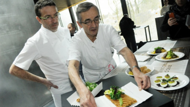 Burned-out French chef gives back Michelin stars | Lifestyle from CTV News