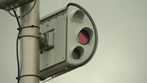 The photo radar cameras were located 250 metres apart from each other on the same street.