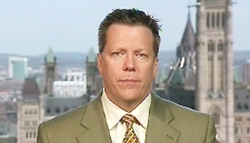 Michel Juneau-Katsuya, a former intelligence officer with CSIS, speaks on CTV Newsnet from Ottawa, Monday, April 20, 2009.