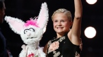 "This Wednesday, Sept. 20, 2017 photo shows Darci Lynne Farmer on ""America's Got Talent"" in Los Angeles. (Trae Patton/NBC via AP)"