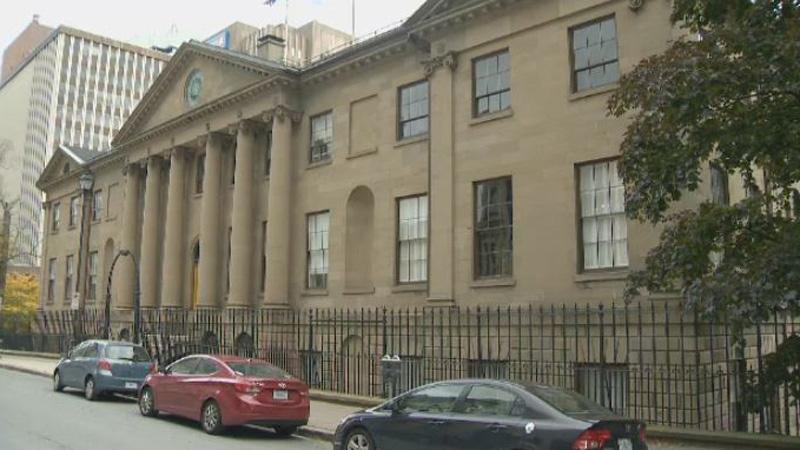 The Nova Scotia legislature is seen in Halifax in this undated file photo.
