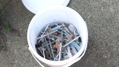 Business forced to pay for needle cleanup