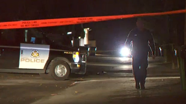 Calgary police hold news conference after officer-involved shooting in Mayland Heights