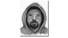 The OPP released this composite sketch of the suspicious man in question.