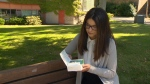 Lilia Zaharieva says her life line is running out as she grapples with the disease. Sept. 21, 2017 (CTV Vancouver Island)