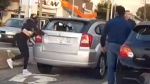 North Van road rage confrontation caught on cam