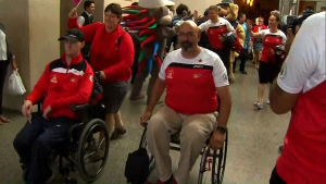 CTV National News: Countdown to Invictus