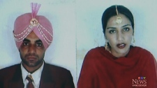 Jassi and Mithu Sidhu