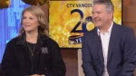 Mike and Tamara share their favourite CTV memories