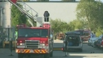 Fire breaks out at poultry plant