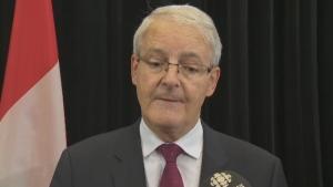 Marc Garneau is heading to Europe in a bid to keep WADA in Montreal