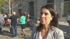 Valerie Plante explains why she should become Mayor of Montreal