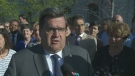 Montreal mayor Denis Coderre explains why he should be re-elected