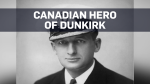 Canadian hero of Dunkirk honoured in Montreal