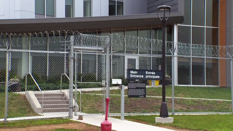 The Grand Valley Institution for Women is the only federal prison for women in Ontario.