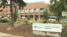 Chinook Regional Hospital - Lethbridge