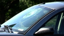 Man injured in violent road rage incident