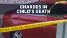 Woman charged in death of child found in hot car