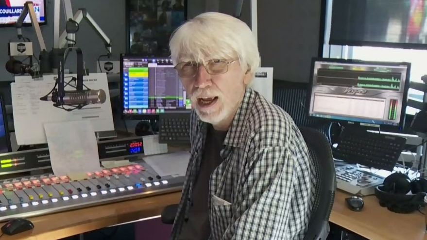 CHOM DJ Tootall hangs up headphones after 40 years   CTV News Montreal
