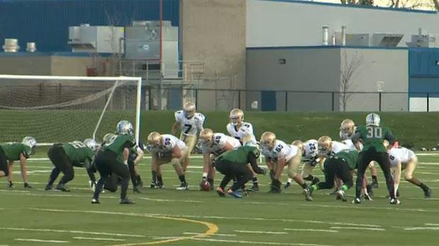 Calgary High School Football
