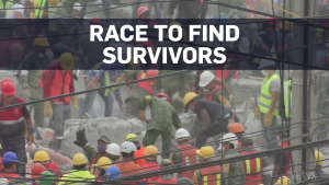 Time running out to rescue Mexico quake victims