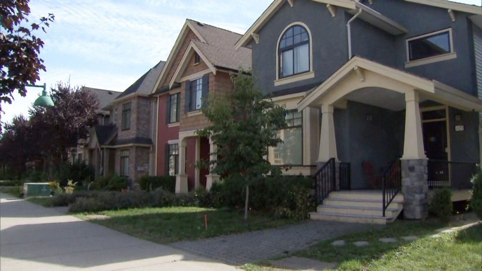 Nearly 200 homeowners living in the Clayton Heights neighbourhood have been put on notice.