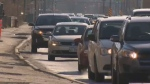 The City of Winnipeg is settling with a local business over land taken for road upgrades around Polo Park. (File Image)
