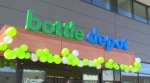 The Green Bottle Depot located in Windermere opened on Saturday, September 23, 2017.