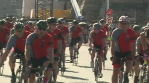 Run/ride to remember arrives in the capital