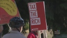 Point Grey rally calls for mansion tax