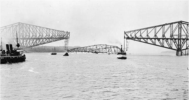 Federal government ready to pass law forcing CN to restore historic Quebec Bridge