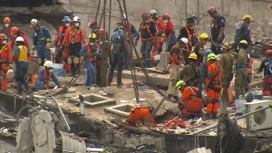 CTV National News: Search for survivors