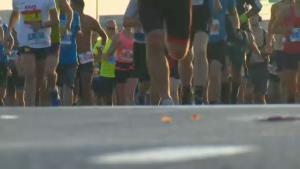 Montreal half-marathon
