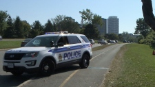 CTV Ottawa: Two men arrested at Westboro beach