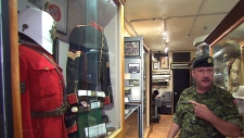 Take a look inside the P.E.I. Regiment Museum