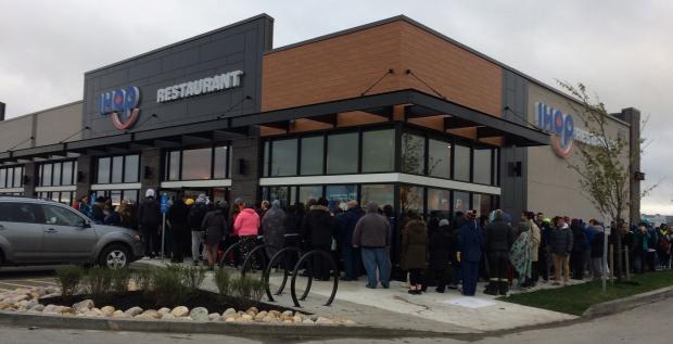 First Winnipeg IHOP now open | CTV News Winnipeg