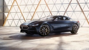 BMW 8 Series Concept (BMW)