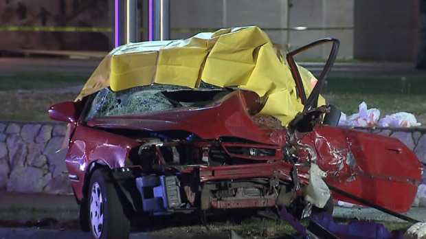 Speed and alcohol ruled out in fatal highway crash that