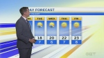 Temperatures come up this week