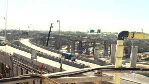 CTV Montreal: Turcot closure