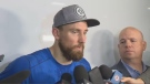 Wheeler told reporters on Monday why he decided to join with other professional athletes in criticizing the American president.