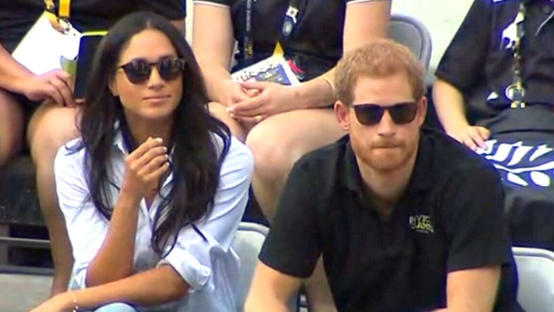 Extended: Prince Harry, Meghan Markle in Toronto