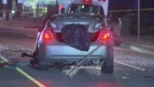 Senior killed in head-on collision on highway